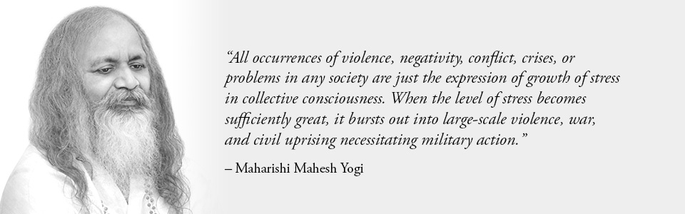 Quote by Maharishi Mahesh Yogi