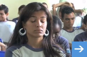 Transcendental Meditation in Brazilian schools