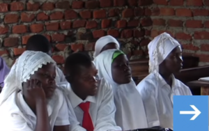 Ugandan Girls School Introduces Transcendental Meditation