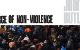 The Force of Non-Violence, Judith Butler